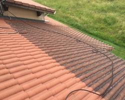 Optimum Isolation - Gleizé -  Nettoyage de toiture