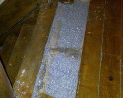 Optimum Isolation - Gleizé - Insufflation de ouate dans un plancher